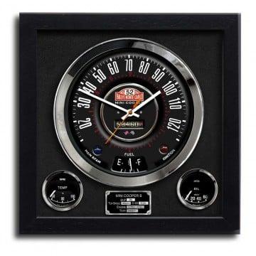 monte carlo classic clock