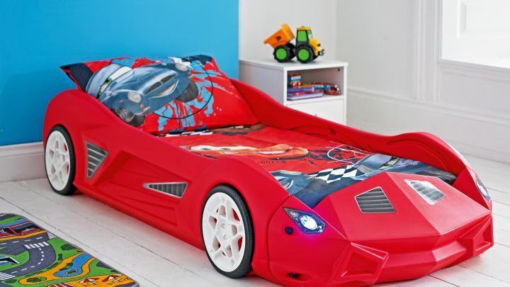 racing bed